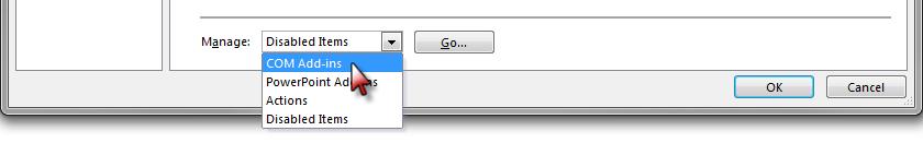 COM Add-ins