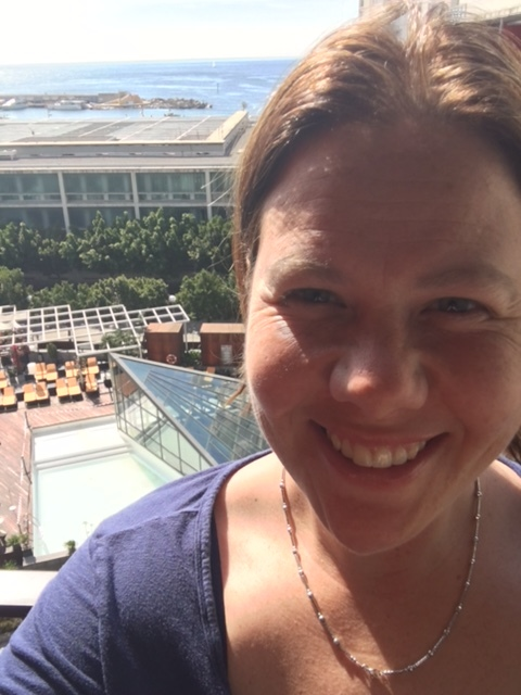 Selfie of Articulate's International Product Operations Manager Melanie Peterson